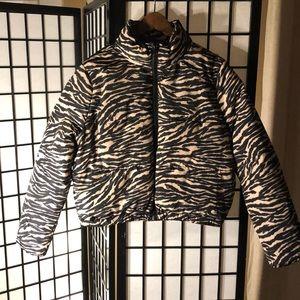 H&M bomber coat NEW!
